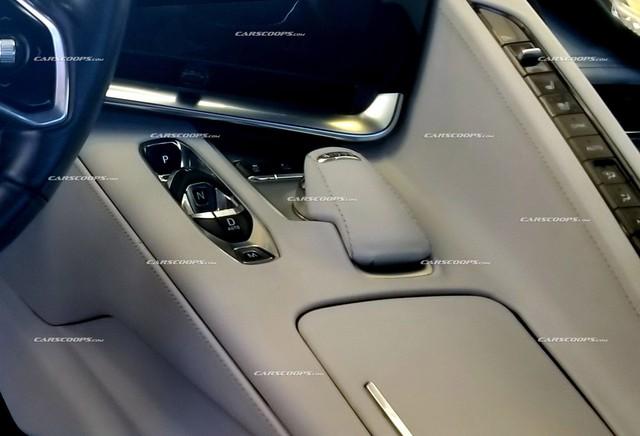 Lộ bảng táp-lô của Chevrolet Corvette C8, nhiều người ngạc nhiên về nội thất của xe thể thao cơ bắp Mỹ - Ảnh 3.