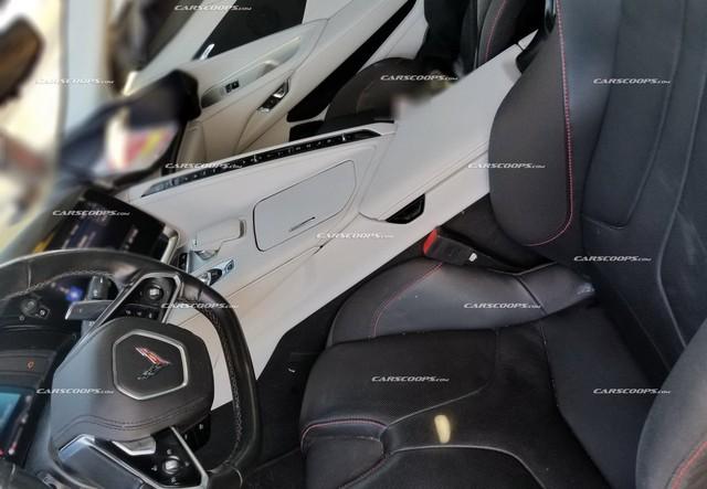 Lộ bảng táp-lô của Chevrolet Corvette C8, nhiều người ngạc nhiên về nội thất của xe thể thao cơ bắp Mỹ - Ảnh 1.