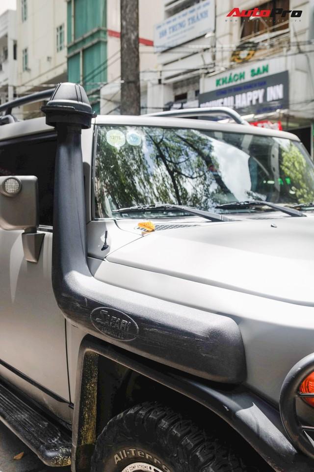 Sau Range Rover, Bentley, Porsche,... doanh nhân Đặng Lê Nguyên Vũ tiếp tục biến tấu hàng hiếm Toyota FJ Cruiser - Ảnh 3.