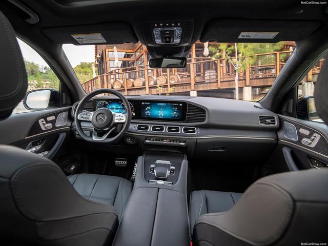 Đại lý nhận đặt cọc khủng long Mercedes GLS 2020 - kẻ thách thức BMW X7 và Lexus LX570 chuẩn bị về Việt Nam - Ảnh 3.
