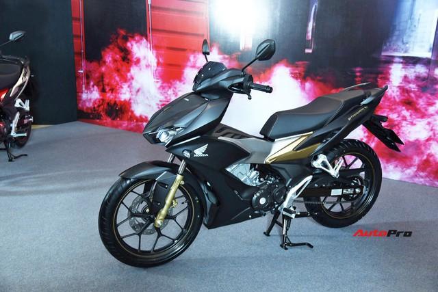 Honda Winner X ra mắt giá cao nhất gần 50 triệu đồng: Thiết kế lột xác, thêm ABS - Ảnh 3.
