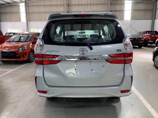 Toyota Avanza 2019 về đại lý ở Việt Nam - sức ép mới cho Mitsubishi Xpander và Suzuki Ertiga - Ảnh 2.