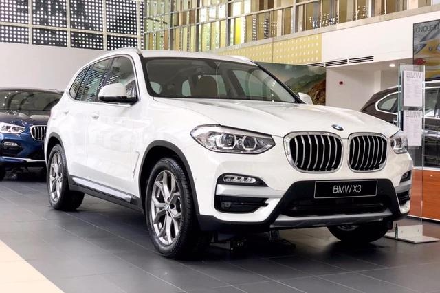 THACO sắp giảm giá BMW X3 và X5 cả trăm triệu đồng, 'xuống nước' trước Mercedes-Benz GLC và GLE - Ảnh 4.