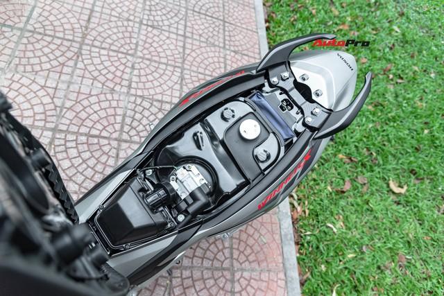 Chi tiết hàng loạt điểm mới trên Honda Winner X giá từ 46 triệu đồng: Đủ mạnh để áp đảo Yamaha Exciter? - Ảnh 14.
