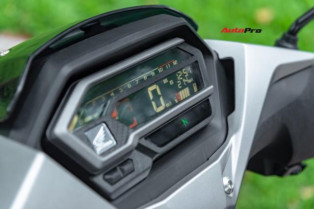 Chi tiết hàng loạt điểm mới trên Honda Winner X giá từ 46 triệu đồng: Đủ mạnh để áp đảo Yamaha Exciter? - Ảnh 12.