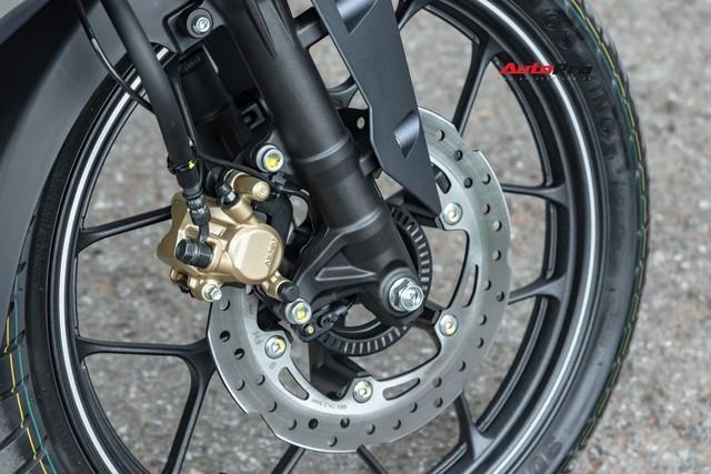 Chi tiết hàng loạt điểm mới trên Honda Winner X giá từ 46 triệu đồng: Đủ mạnh để áp đảo Yamaha Exciter? - Ảnh 3.