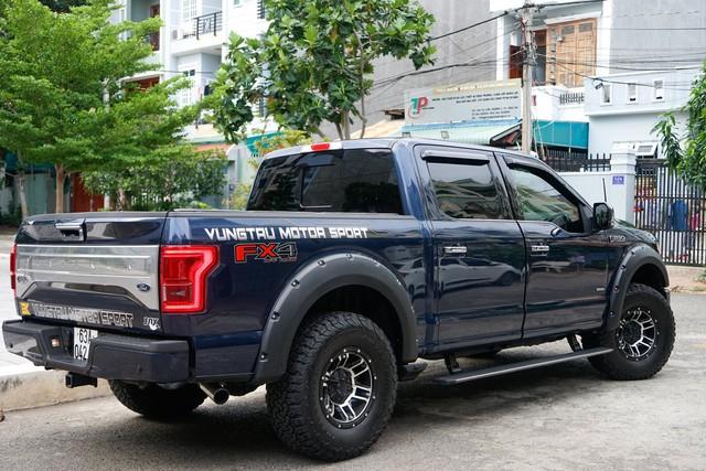 Dùng Ford F150 Platinum 4 năm không off-road, chủ xe bán lại với giá đủ mua 2 chiếc Ranger Raptor - Ảnh 4.
