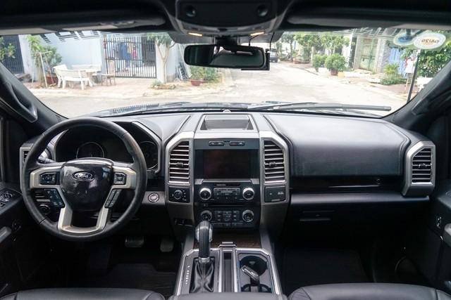 Dùng Ford F150 Platinum 4 năm không off-road, chủ xe bán lại với giá đủ mua 2 chiếc Ranger Raptor - Ảnh 5.