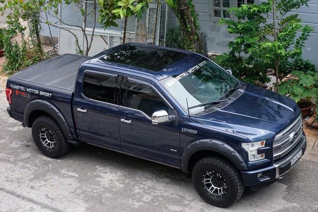 Dùng Ford F150 Platinum 4 năm không off-road, chủ xe bán lại với giá đủ mua 2 chiếc Ranger Raptor - Ảnh 7.