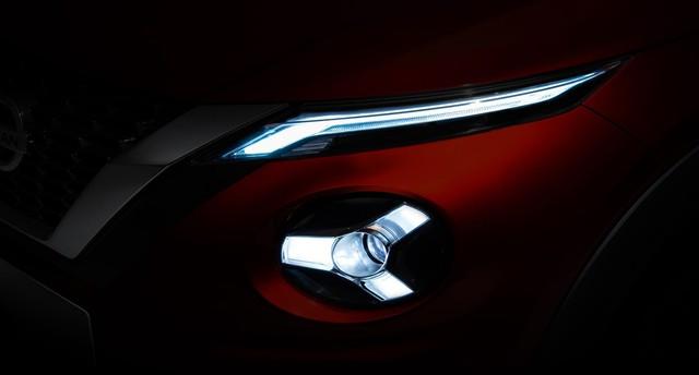 SUV dị Nissan Juke quay trở lại, sẽ cạnh tranh Kia Seltos? - Ảnh 1.