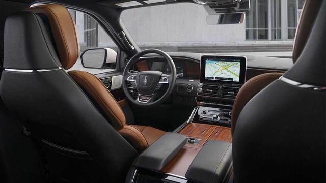 Lincoln Navigator 2020 ra mắt: Nâng cấp đối trọng của Cadillac Escalade - Ảnh 3.