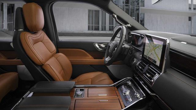 Lincoln Navigator 2020 ra mắt: Nâng cấp đối trọng của Cadillac Escalade - Ảnh 2.