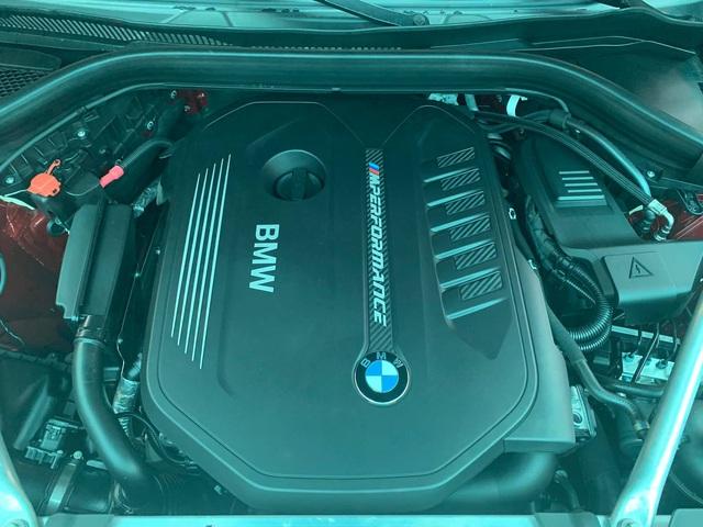 Bất ngờ xuất hiện BMW X4 M40i mạnh nhất, siêu độc tại Việt Nam, giá tính thuế 3,4 tỷ đồng - Ảnh 2.