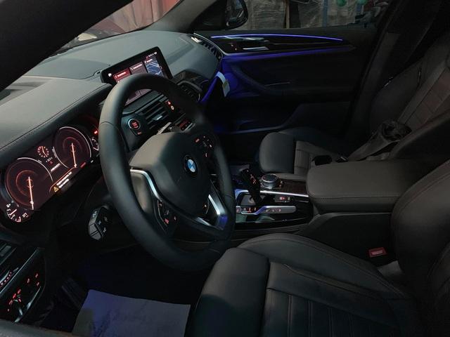 Bất ngờ xuất hiện BMW X4 M40i mạnh nhất, siêu độc tại Việt Nam, giá tính thuế 3,4 tỷ đồng - Ảnh 4.
