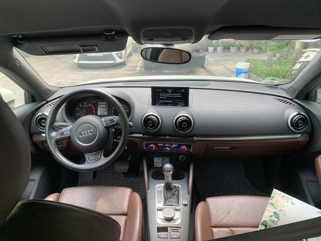 Sau 30.000 km, hàng hiếm Audi A3 Sportback rẻ như Toyota Altis mua mới - Ảnh 3.