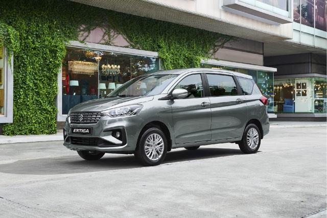 Liệu Suzuki Ertiga có trở thành tân vương MPV 7 chỗ? - Ảnh 1.