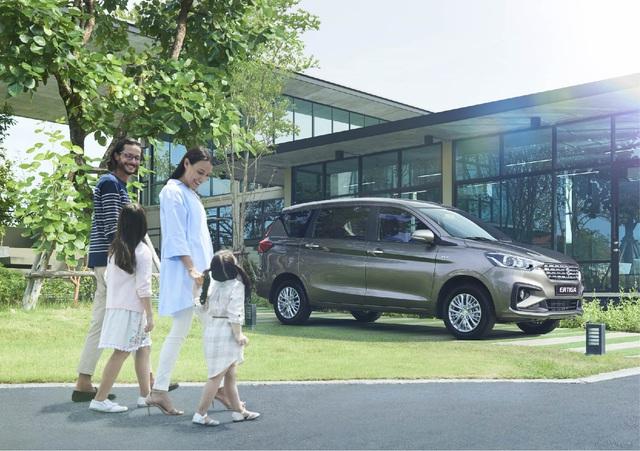 Liệu Suzuki Ertiga có trở thành tân vương MPV 7 chỗ? - Ảnh 6.