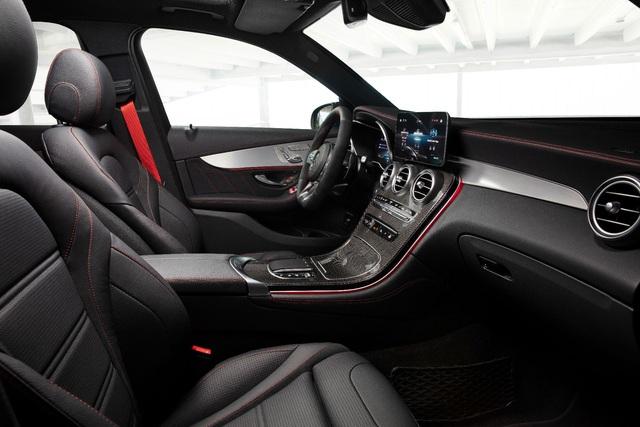 Ra mắt Mercedes-AMG GLC43 4Matic 2020 - GLC mạnh nhất từng có giá 3,6 tỷ tại Việt Nam - Ảnh 6.