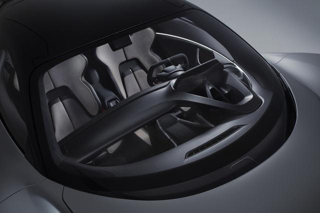 Ra mắt xe sản xuất hàng loạt mạnh nhất thế giới - Ảnh 11.