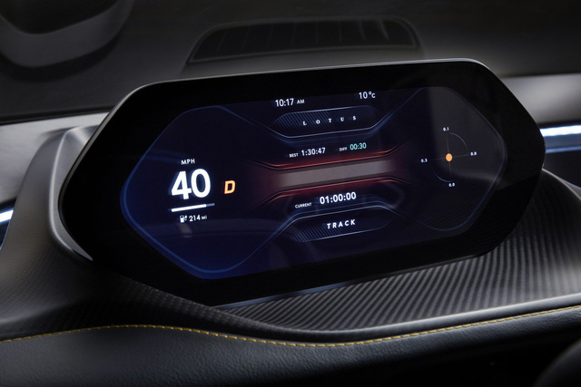 Ra mắt xe sản xuất hàng loạt mạnh nhất thế giới - Ảnh 9.