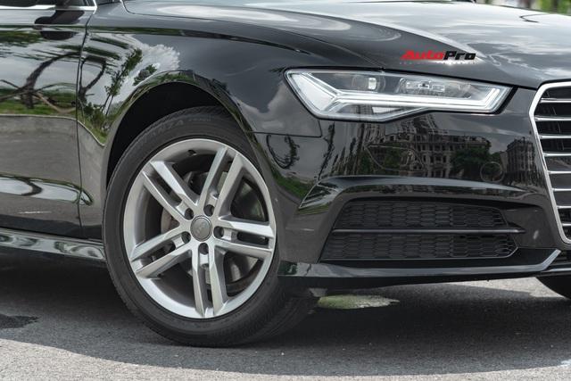 Audi A6 bản APEC bất ngờ lên sàn xe cũ với odo 22.000 km, giá hơn 1,8 tỷ đồng - Ảnh 3.