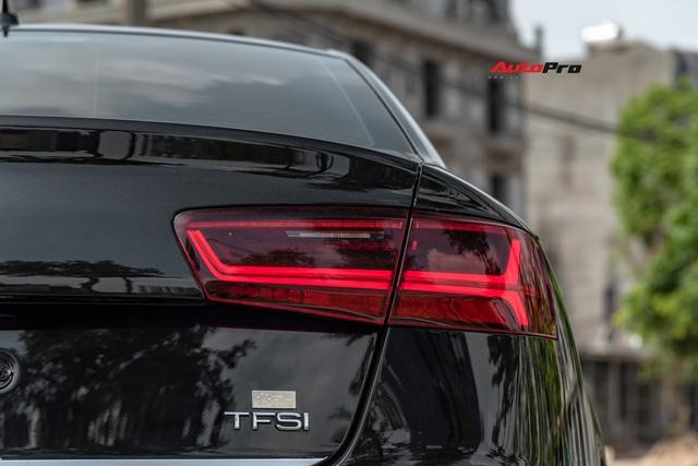 Audi A6 bản APEC bất ngờ lên sàn xe cũ với odo 22.000 km, giá hơn 1,8 tỷ đồng - Ảnh 6.