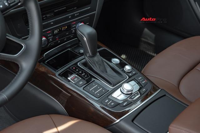Audi A6 bản APEC bất ngờ lên sàn xe cũ với odo 22.000 km, giá hơn 1,8 tỷ đồng - Ảnh 9.