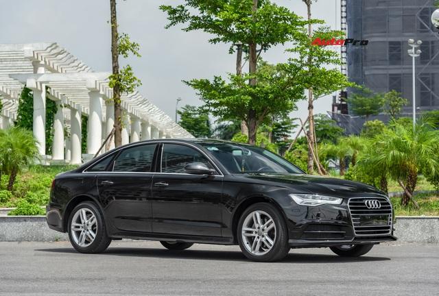 Audi A6 bản APEC bất ngờ lên sàn xe cũ với odo 22.000 km, giá hơn 1,8 tỷ đồng - Ảnh 12.