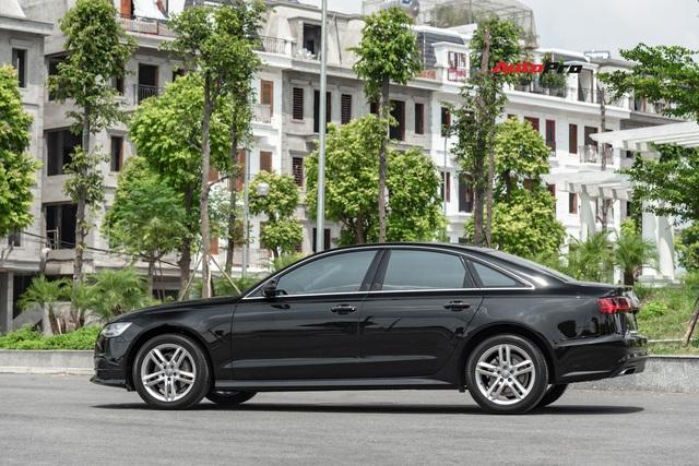 Audi A6 bản APEC bất ngờ lên sàn xe cũ với odo 22.000 km, giá hơn 1,8 tỷ đồng - Ảnh 2.