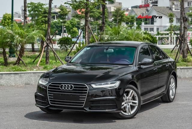 Audi A6 bản APEC bất ngờ lên sàn xe cũ với odo 22.000 km, giá hơn 1,8 tỷ đồng - Ảnh 4.