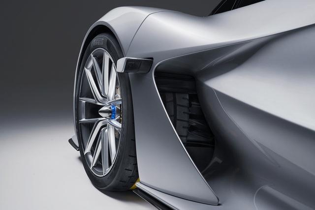 Ra mắt xe sản xuất hàng loạt mạnh nhất thế giới - Ảnh 5.