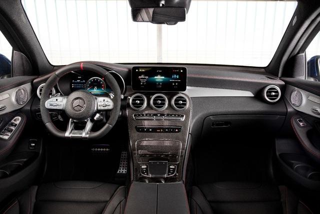 Ra mắt Mercedes-AMG GLC43 4Matic 2020 - GLC mạnh nhất từng có giá 3,6 tỷ tại Việt Nam - Ảnh 5.