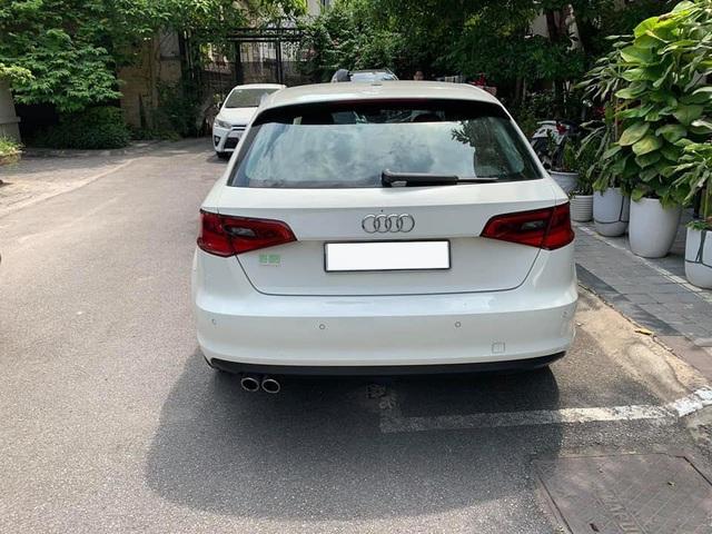 Sau 30.000 km, hàng hiếm Audi A3 Sportback rẻ như Toyota Altis mua mới - Ảnh 2.