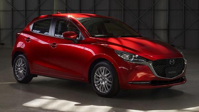Ra mắt Mazda2 phiên bản mới: Thay thiết kế, thêm công nghệ để đấu Toyota Yaris - Ảnh 2.