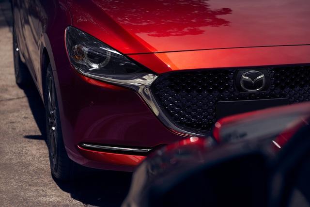 Ra mắt Mazda2 phiên bản mới: Thay thiết kế, thêm công nghệ để đấu Toyota Yaris - Ảnh 3.