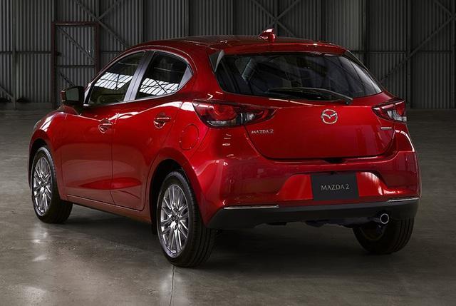 Ra mắt Mazda2 phiên bản mới: Thay thiết kế, thêm công nghệ để đấu Toyota Yaris - Ảnh 4.
