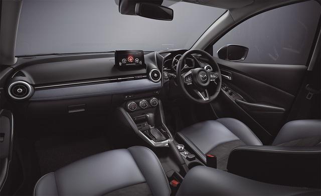 Ra mắt Mazda2 phiên bản mới: Thay thiết kế, thêm công nghệ để đấu Toyota Yaris - Ảnh 6.