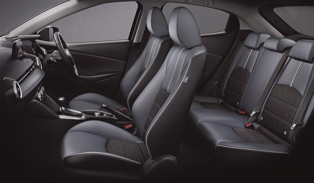 Ra mắt Mazda2 phiên bản mới: Thay thiết kế, thêm công nghệ để đấu Toyota Yaris - Ảnh 8.