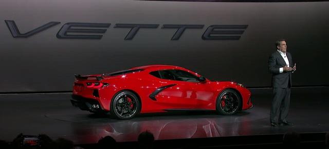Ra mắt Chevrolet Corvette C8 2020: Khi GM đặt rocket vào giữa xe, ngắm thẳng tới Ferrari - Ảnh 6.