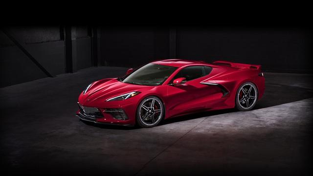 Ra mắt Chevrolet Corvette C8 2020: Khi GM đặt rocket vào giữa xe, ngắm thẳng tới Ferrari