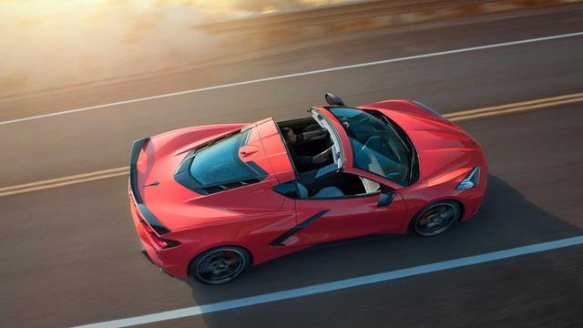 Corvette đặt tham vọng nâng tầm trở thành thương hiệu riêng - Ảnh 1.