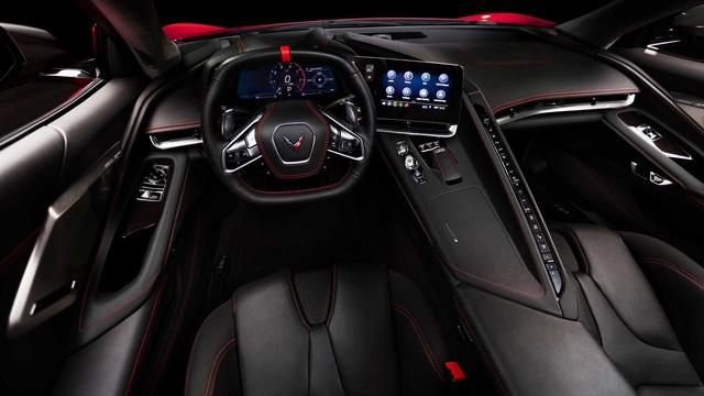 Ra mắt Chevrolet Corvette C8 2020: Khi GM đặt rocket vào giữa xe, ngắm thẳng tới Ferrari - Ảnh 5.