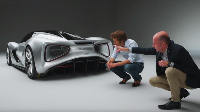 Chiêm ngưỡng siêu xe mạnh nhất thế giới Lotus Evija ngoài đời đẹp mê hồn