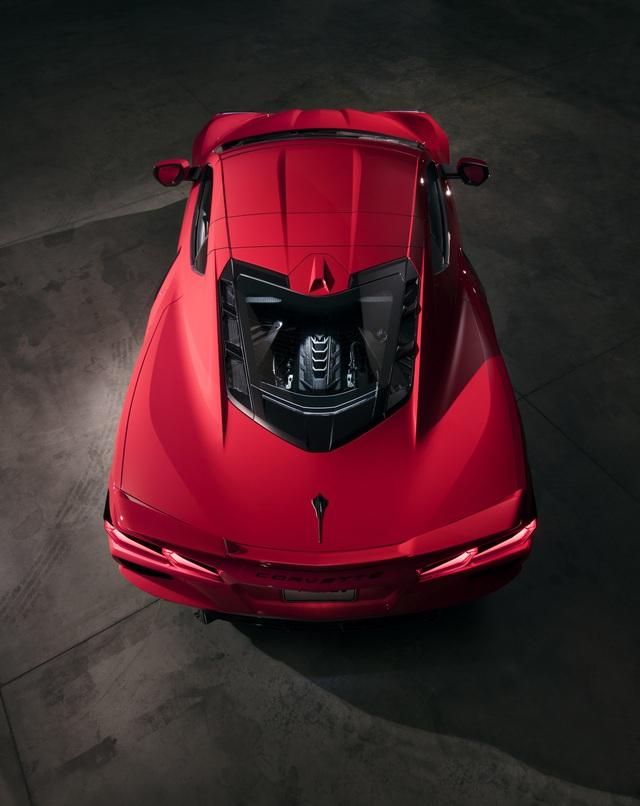 Chevrolet làm thế nào để hạ giá Corvette C8 xuống mức rẻ khó tin? - Ảnh 1.