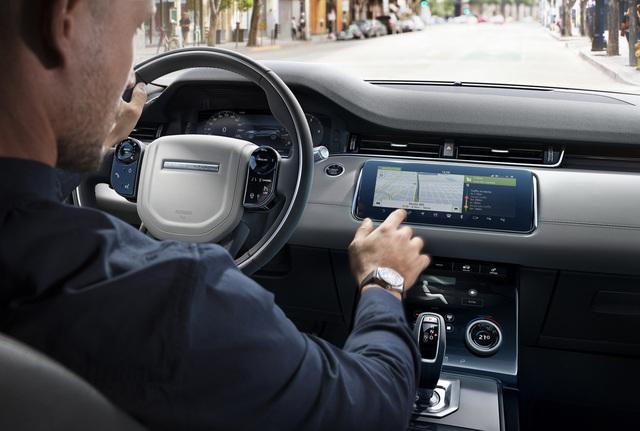 Range Rover Evoque 2019 chính hãng về ngập kho đại lý với 2 phiên bản, giá dự kiến từ 3,799 tỷ đồng - Ảnh 4.