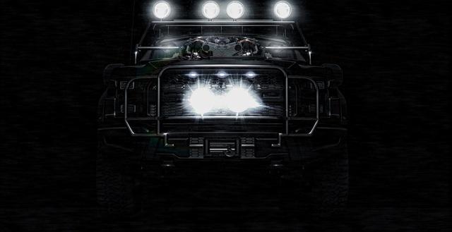 Ford F-150 độ phong cách chiến binh hoang dã thu hút mọi ánh nhìn - Ảnh 3.