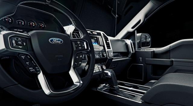 Ford F-150 độ phong cách chiến binh hoang dã thu hút mọi ánh nhìn - Ảnh 6.