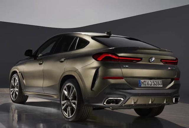 X7 còn chưa ra mắt Việt Nam, BMW X6 thế hệ mới đã lộ diện  - Ảnh 2.