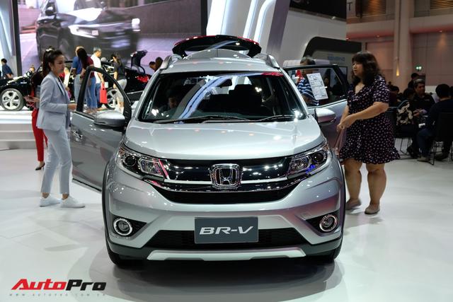 Honda BR-V lỡ hẹn về Việt Nam - Mitsubishi Xpander tránh được một đối thủ sừng sỏ - Ảnh 1.