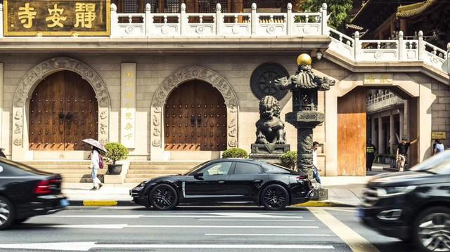 Đây chính là Porsche Taycan sắp về Việt Nam?